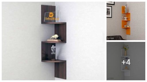 Home Decor Attractive Wall Shelf