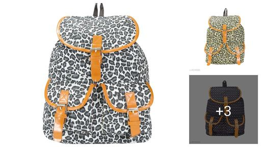 Elegant Fancy Women Backpacks