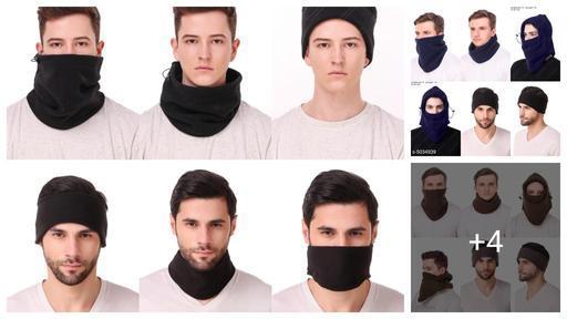 Casual Trendy Men Caps & Hats