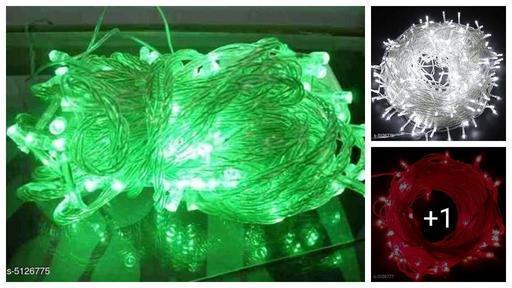 Advanced Basic Diwali Decorative LED String Lights