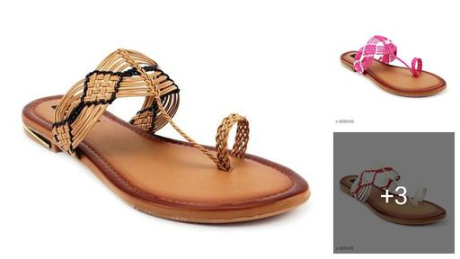 Modern Trendy Synthetic Women Flats