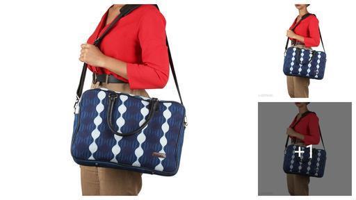 Fancy Designer PU Leather Laptop Bags & Sleeves