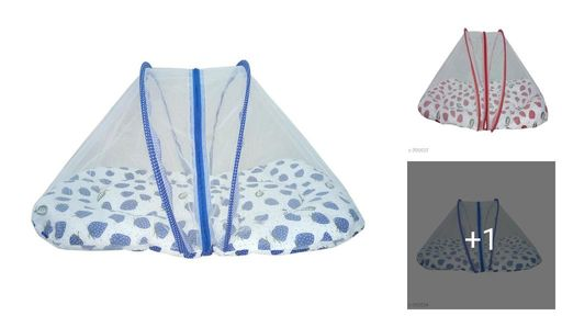 Trendy Love Baby Mosquito Net or Baby Tent