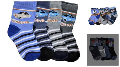 Trendy Stylish Kids Socks