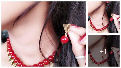 Trendy Beaded Necklace Sets