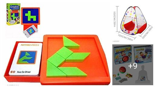 Advanced Educational Kids Toys