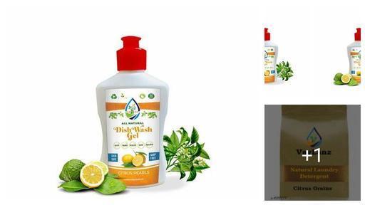 VayChef Dish Wash Gel Citrus
