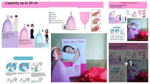 UseFull Reusable Woman's Menstrual Cup