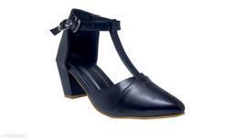 CANVI Women Black Heels
