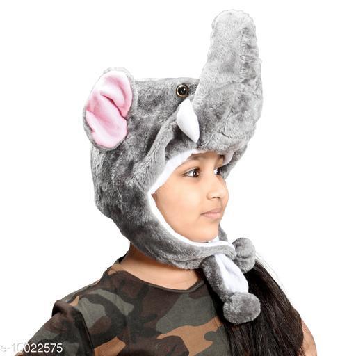 Caps Animal Plush Hat (Elephant) Animal Plush Hat (Elephant)  *Sizes Available* Free Size *    Catalog Name: Check out this trending catalog CatalogID_1790984 C63-SC1195 Code: 672-10022575-