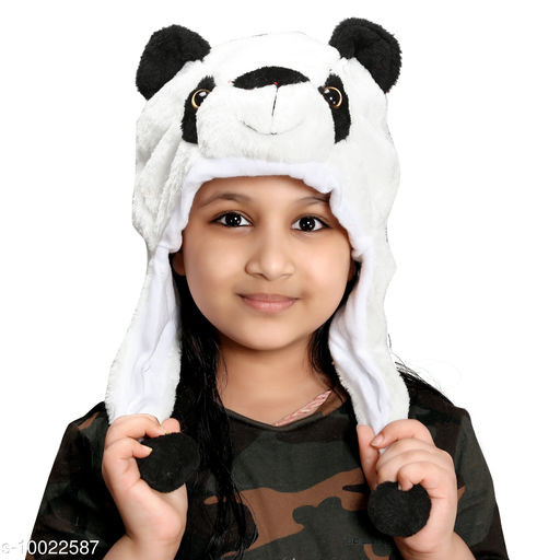 Caps Animal Plush Hat (Panda) Animal Plush Hat (Panda)  *Sizes Available* Free Size *    Catalog Name: Check out this trending catalog CatalogID_1790984 C63-SC1195 Code: 672-10022587-