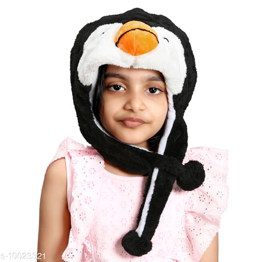 Caps Animal Plush Hat (Penguin) Animal Plush Hat (Penguin)  *Sizes Available* Free Size *    Catalog Name: Check out this trending catalog CatalogID_1791113 C63-SC1195 Code: 603-10023321-