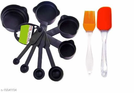 Ladles & Spatula mamadev oil spatula for cooking(multicolor)  *Sizes*  Free Size  *Sizes Available* Free Size *    Catalog Name: Classy Ladles & Spatula CatalogID_1795411 C135-SC1655 Code: 833-10041134-