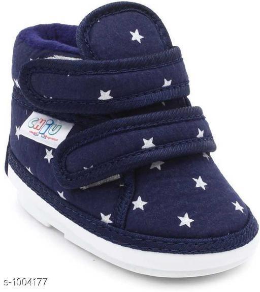 Trendy Baby Multicolor Booties