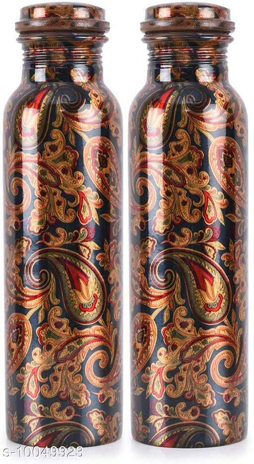 Indipot premium quality  copper water bottle with health benefits