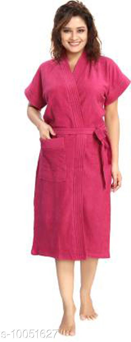 Trendy womens Bathrobes