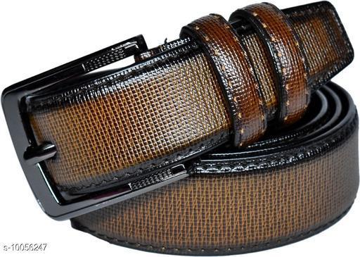 New Trendy Men's Belts