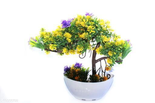 Pots & planters Artifical Plants  *Material* PVC  *Pack* Pack of 1  *Sizes Available* Free Size *    Catalog Name: Latest Pots & Planters CatalogID_1799393 C133-SC1607 Code: 965-10058788-