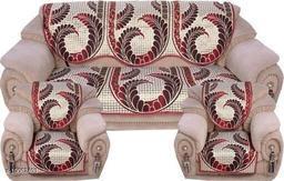 Fabulous Cotton Acrylic Sofa Covers Set