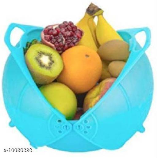 Racks & Holders fruit basket  *Material* Plastic  *Sizes*  Free Size  *Sizes Available* Free Size *    Catalog Name: Essential Racks & Holders CatalogID_1805224 C130-SC1640 Code: 192-10080326-