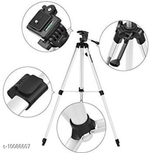 Camera Tripod Camera Tripod  *Material* Metal  *Type* Camera Tripod  *Multipack* Pack Of 1  *Sizes* Up To 7 Ft  *Sizes Available* Free Size *    Catalog Name: Camera Tripod CatalogID_1806791 C108-SC1411 Code: 984-10086607-