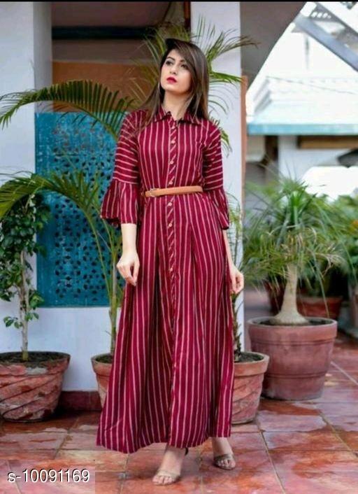 Classy Women Gown
