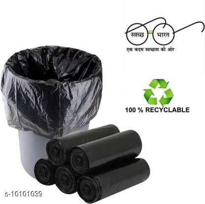 Garbage Bags Garbage disposal bags Garbage Bags and Disposal.   *Multipack* Pack of 6 Rolls (30 Bags In Each Roll)  *Size* Medium  *Sizes Available* Free Size *    Catalog Name: Garbage disposal bags CatalogID_1810230 C89-SC1748 Code: 552-10101039-
