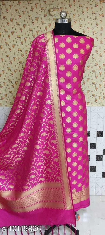 Banarsi Pure Silk Suit