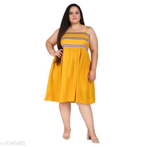 FAZZN Brand Plus Size Women's Dresses Vol 5
