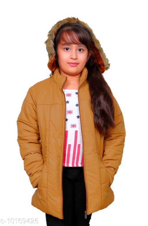 New Stylish Kids Girls Jackets