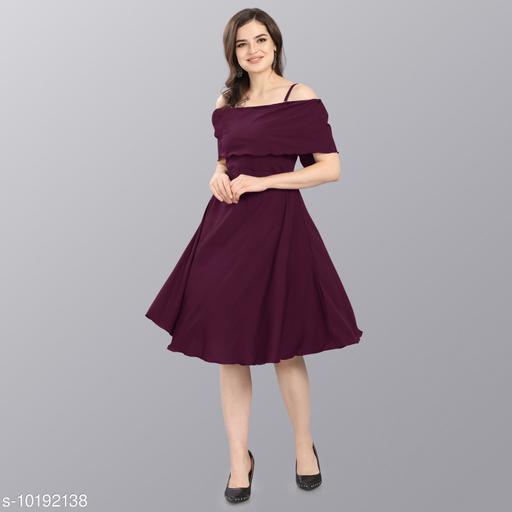 Classic FashionableTrendy  Women Dresses