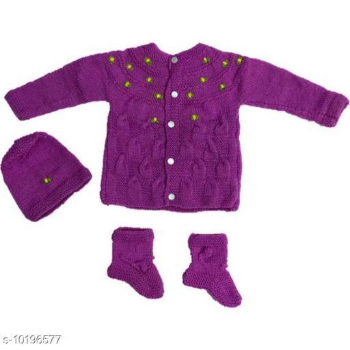 Stylish Kids woollen sweater set