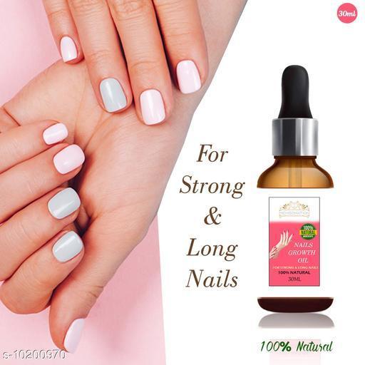 Mensonation Nails Growth Oil