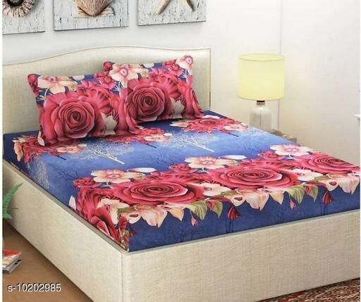 Fancy Polycotton Bedsheet