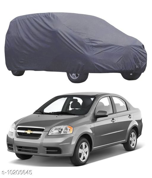 Car Accessories  Attractive Solid Car Cover Aveo Grey Attractive Solid Car Cover Aveo Grey  *Material* Polyester  *Multipack* 1  *Variation* Free Size  *Sizes Available* Free Size *    Catalog Name:  Attractive Solid Car Cover Aveo Grey CatalogID_1846589 C107-SC1414 Code: 978-10205645-