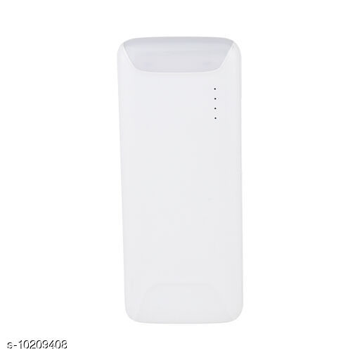 Power Banks HOBINS 20000 mAH Power Banks  *Product Name* HOBINS 20000 mAH Power Banks  *Material* Plastic  *Color* White  *Battery Type* Lithium Ion  *Battery Capacity * 20000 mAH  *Compatibility* All Smart Phones  *Output Ports* 2  *Input Ports* 1  *Warranty* 3 Months  *Charging Type* Normal Charging  *Multipack* 1  *Sizes*  Free Size  *Sizes Available* Free Size *    Catalog Name:   Power Banks CatalogID_1847509 C99-SC1384 Code: 695-10209408-