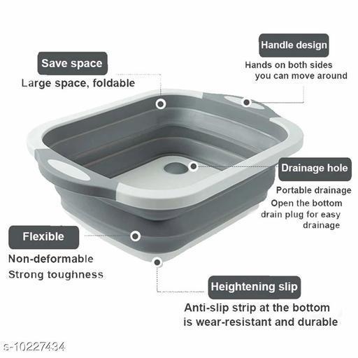 Food Strainers Classy Washing Bowl Classy Washing Bowl  *Sizes Available* Free Size *    Catalog Name: Colorful Washing Bowl CatalogID_1852088 C135-SC1649 Code: 135-10227434-