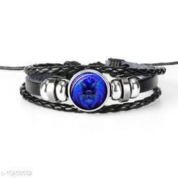 Chocozone Leo Zodiac Boys Bracelet & Mens Bracelets