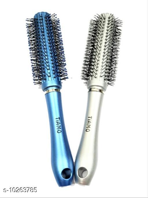 Tools & Accessories Hair Combs  *Material * Plastic  *Brand* Tiamo  *Multipack * 2  *Sizes Available* Free Size *    Catalog Name: Tiamo Premium Orignal Hair Brush CatalogID_1860515 C50-SC1250 Code: 583-10263785-