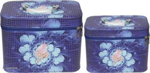 Professional Beauty Make Up Storage Organizer Vanity Case Box