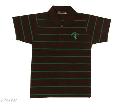 Tshirts & Polos  Tshirts for Boys  *Fabric* Cotton  *Multipack* Single  *Sizes*  9-10 Years  *Sizes Available* 9-10 Years *    Catalog Name: Cutiepie Fancy Boys Tshirts CatalogID_1862640 C59-SC1173 Code: 382-10271681-