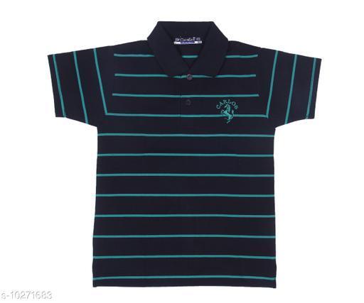 Tshirts & Polos  Tshirts for Boys  *Fabric* Cotton  *Multipack* Single  *Sizes*  9-10 Years  *Sizes Available* 9-10 Years *    Catalog Name: Cutiepie Fancy Boys Tshirts CatalogID_1862640 C59-SC1173 Code: 382-10271683-