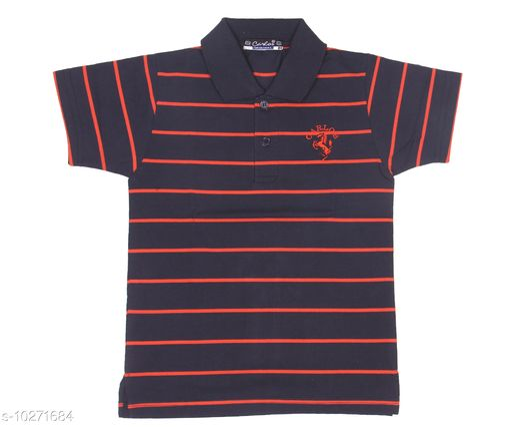 Tshirts & Polos  Tshirts for Boys  *Fabric* Cotton  *Multipack* Single  *Sizes*  9-10 Years  *Sizes Available* 9-10 Years *    Catalog Name: Cutiepie Fancy Boys Tshirts CatalogID_1862640 C59-SC1173 Code: 382-10271684-