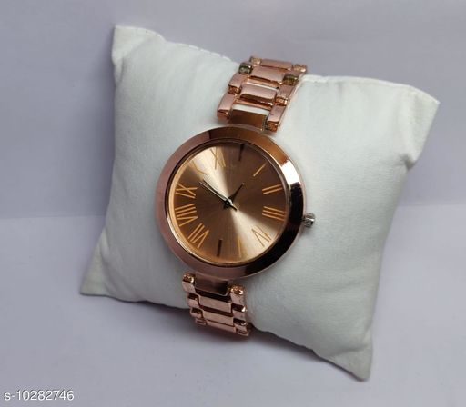casual stylish watch for women