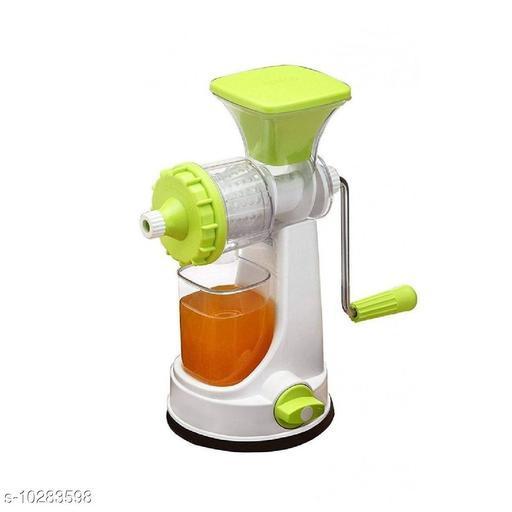 Juicers Wonderful Manual Juicers Wonderful Manual Juicers  *Sizes Available* Free Size *    Catalog Name: Fancy Manual Juicers CatalogID_1865618 C135-SC1657 Code: 855-10283598-