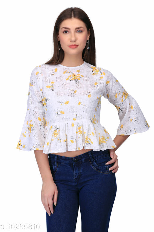 Sportwear Tops STYLISH Rayon Solid TOP  *Fabric* Cotton  *Multipack* 1  *Sizes*  S  *Sizes Available* S *    Catalog Name: Fancy Women Sports & Activewear Tops CatalogID_1866165 C78-SC1058 Code: 368-10285810-