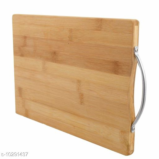 Cutting Board with Antibacterial Surface with Handle