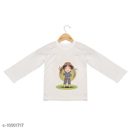 Tshirts & Polos  Cutiepie Elegant Boys Tshirts  *Fabric* Cotton Blend Polyster  *Sleeve Length* Long Sleeves  *Pattern* Printed  *Multipack* Single  *Sizes*   *4-5 Years (Chest Size* 16 in, Length Size  *5-6 Years (Chest Size* 17 in, Length Size  *1-2 Years (Chest Size* 13 in, Length Size  *3-4 Years (Chest Size* 15 in, Length Size  *6-12 Months (Chest Size* 12 in, Length Size  *6-7 Years (Chest Size* 18 in, Length Size  *7-8 Years (Chest Size* 19 in, Length Size  *2-3 Years (Chest Size* 14 in, Length Size  *Sizes Available* 3-6 Months, 6-9 Months, 6-12 Months, 9-12 Months, 12-18 Months, 18-24 Months, 0-1 Years, 1-2 Years, 2-3 Years, 3-4 Years, 4-5 Years, 5-6 Years, 6-7 Years, 7-8 Years *    Catalog Name:  Cutiepie Elegant Boys Tshirts CatalogID_1870080 C59-SC1173 Code: 812-10301717-