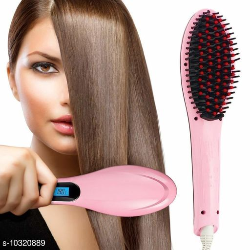 Hair Straighteners 399  *Material* Plastic / iron  *Multipack* 1  *Type* Wired  *Sizes* Free Size  *Sizes Available* Free Size *    Catalog Name: New Women's  Hair Straightener CatalogID_1874685 C50-SC1371 Code: 394-10320889-