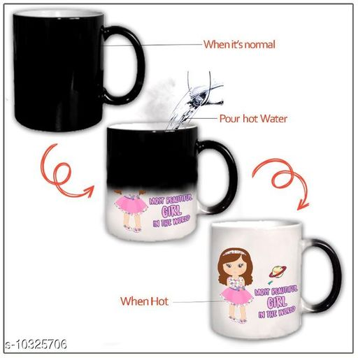 Kids Cups & mugs Colorful Cups, Mugs & Saucers Colorful Cups, Mugs & Saucers  *Sizes Available* Free Size *    Catalog Name: Stylo Cups, Mugs & Saucers CatalogID_1875896 C138-SC1670 Code: 724-10325706-